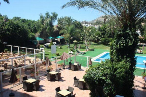 Zonvakantie Agadir