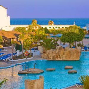 Kom relaxen op Lanzarote!