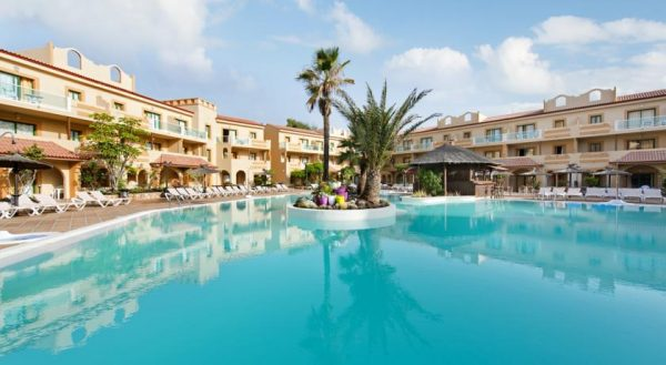 Kom naar zonnig Fuerteventura