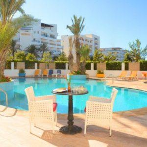Geniet van de zon in Agadir!