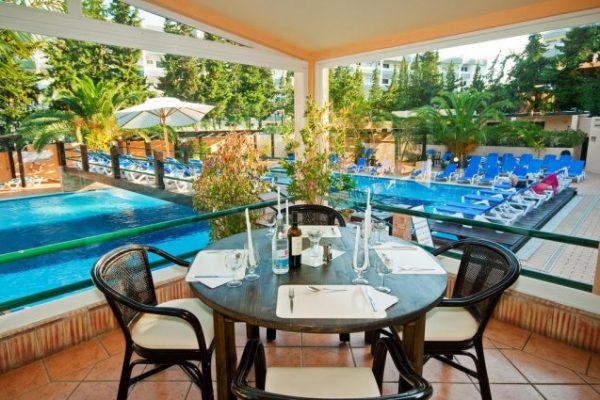 Heerlijk hotel in de Algarve