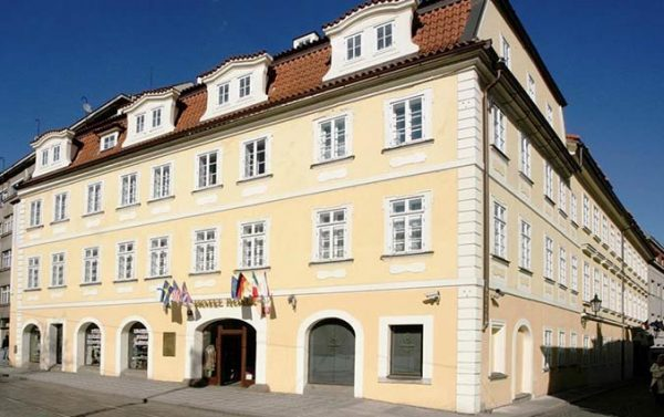 Toplocatie in Praag