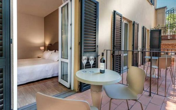 Prachtig hotel in Florence