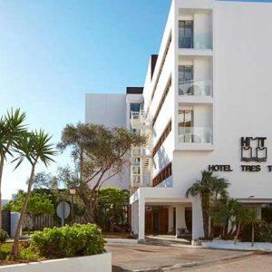 Viersterrenhotel op Ibiza