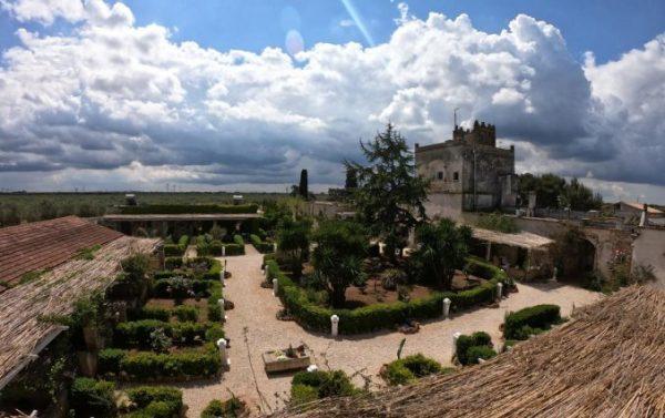 Authentiek verblijf in Puglia