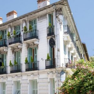 Uniek hotel in Nice