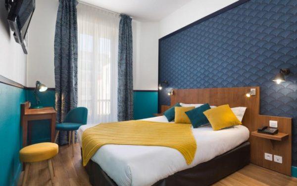 Heerlijk hotel in Nice
