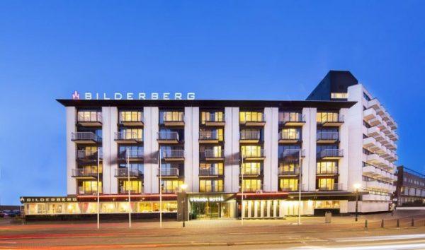 Heerlijk strandhotel in Scheveningen!