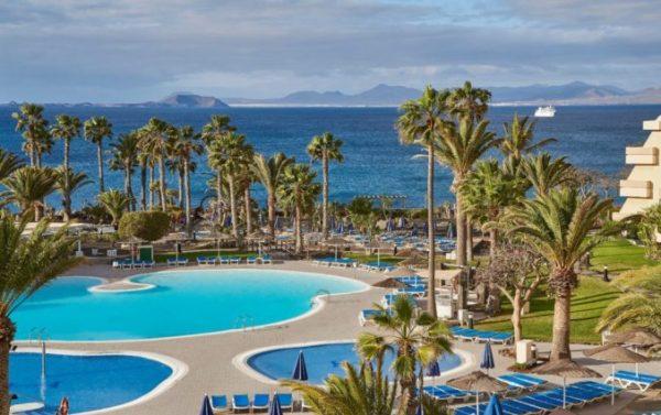 Vakantie zonnig Lanzarote