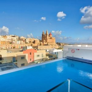 Genieten op zonnig Malta