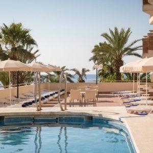 Tophotel aan de Costa Brava