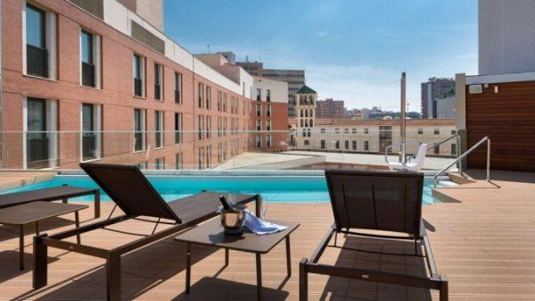 Geweldig hotel in Malaga