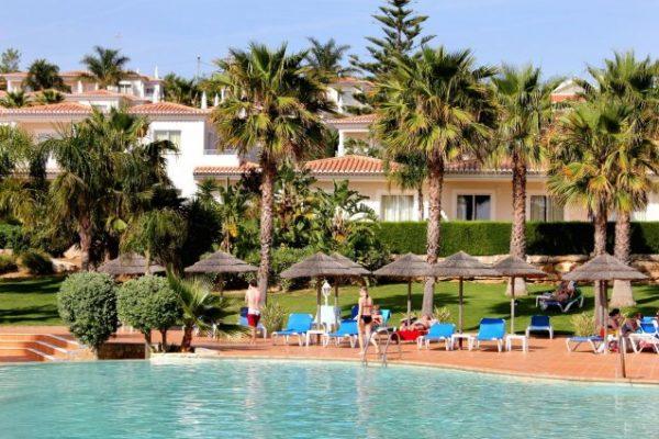 Voordelige vakantie Algarve