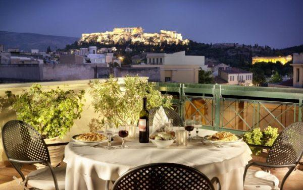 Ontdek historisch Athene