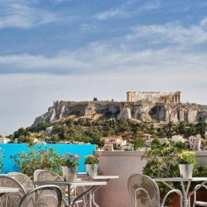 Op naar historisch Athene