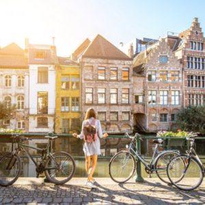 Genieten in historisch Gent
