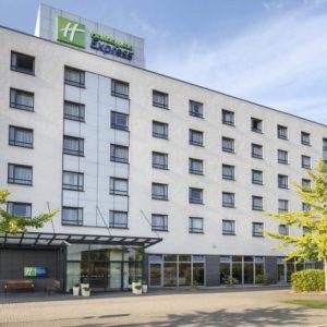 Heerlijk hotel in Düsseldorf