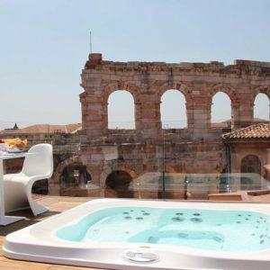 Verblijf in hartje Verona!