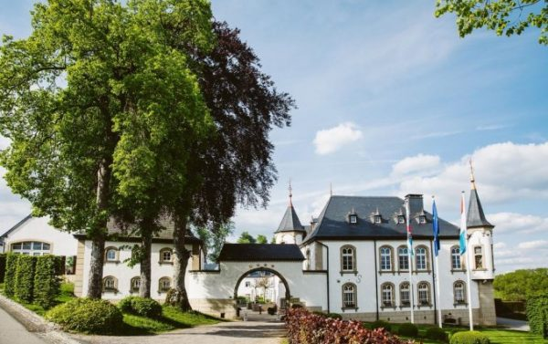 Sprookjesachtig chateau in Luxemburg