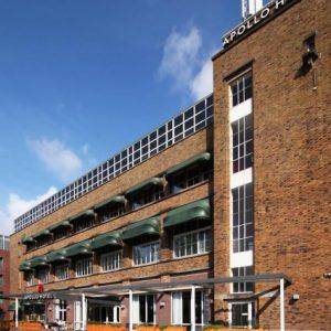 Heerlijk hotel in Breda!