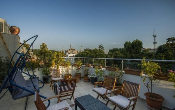 Heerlijk hotel in Istanbul