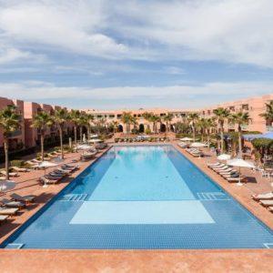 Koningsstad Marrakech