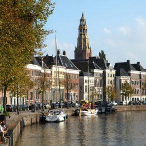 Op naar de mooiste straat van Groningen!