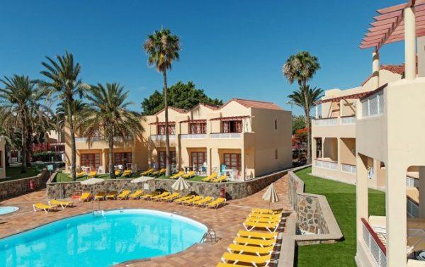Genieten op zonnig Gran Canaria