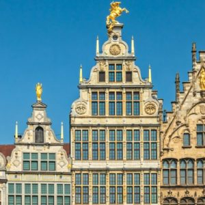 Eropuit in Antwerpen!