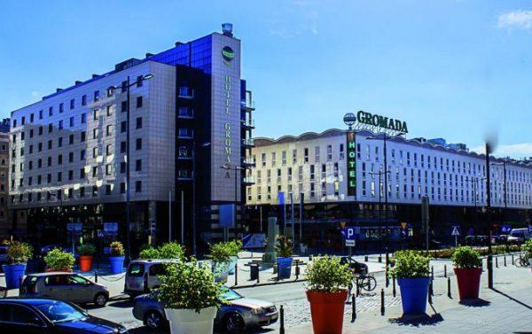 Bezoek kleurrijk Warschau