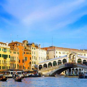 Geniet van prachtig Venetië