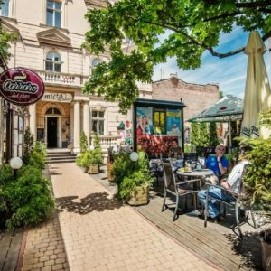 Tophotel in Krakau