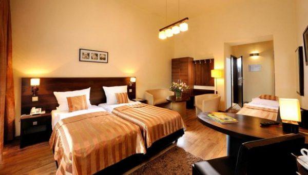Gezellig hotel in Krakau