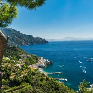 Geniet van prachtig Amalfi