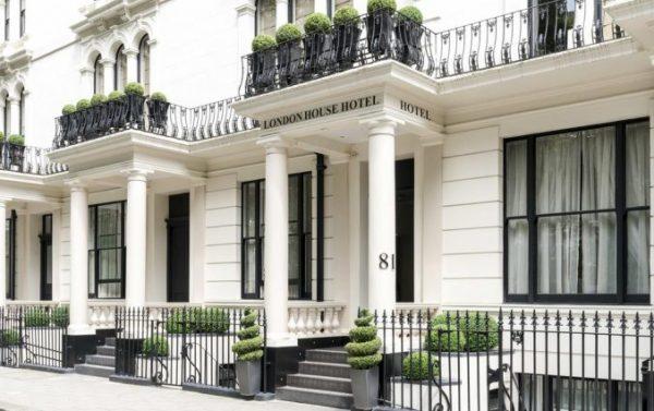 Heerlijk hotel in Londen