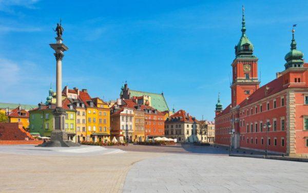 Indrukwekkend Warschau