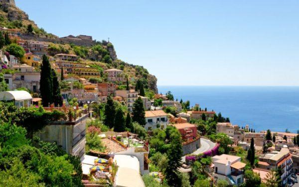 Fly en drive Sicilië