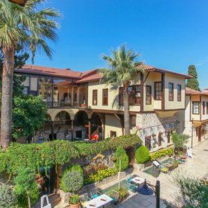 Zonnige vakantie Antalya