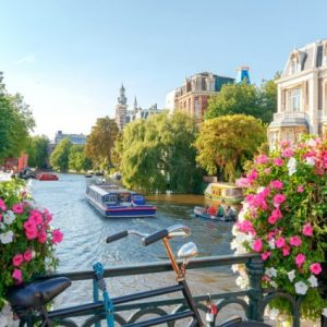 Bruisend Amsterdam!