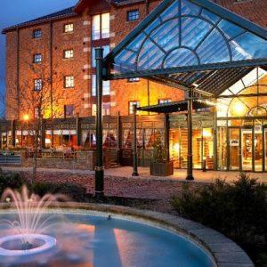 Prachtig luxe hotel in Manchester
