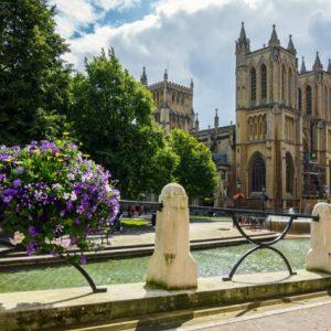Stedentrip naar prachtig Bristol!