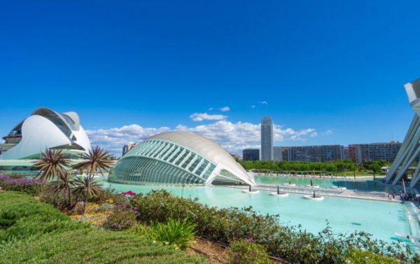 Ontdek prachtig Valencia