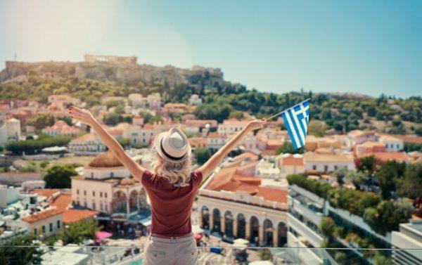 Stedentrip naar Athene!