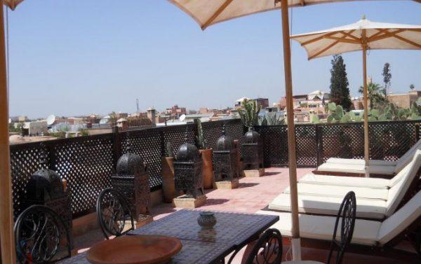 2021: Heerlijke stedentrip Marrakech!
