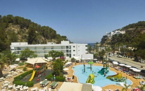 Ontspannen op Ibiza