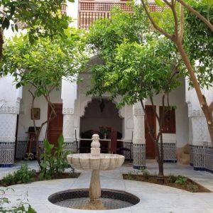 Ga voordelig naar Marrakech!