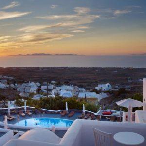Sprookjesachtig Santorini