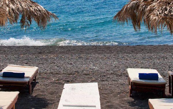 Heerlijk verblijf op Santorini