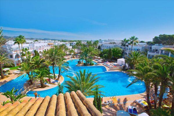 Tophotel op Mallorca