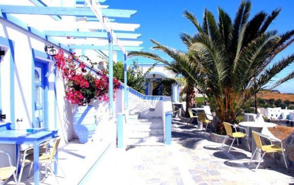 Bezoek prachtig Santorini!